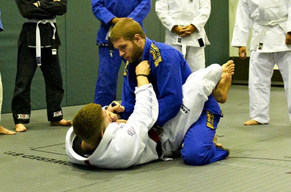 BJJ Classes - St  Louis Kickboxing and MMA - Finneys