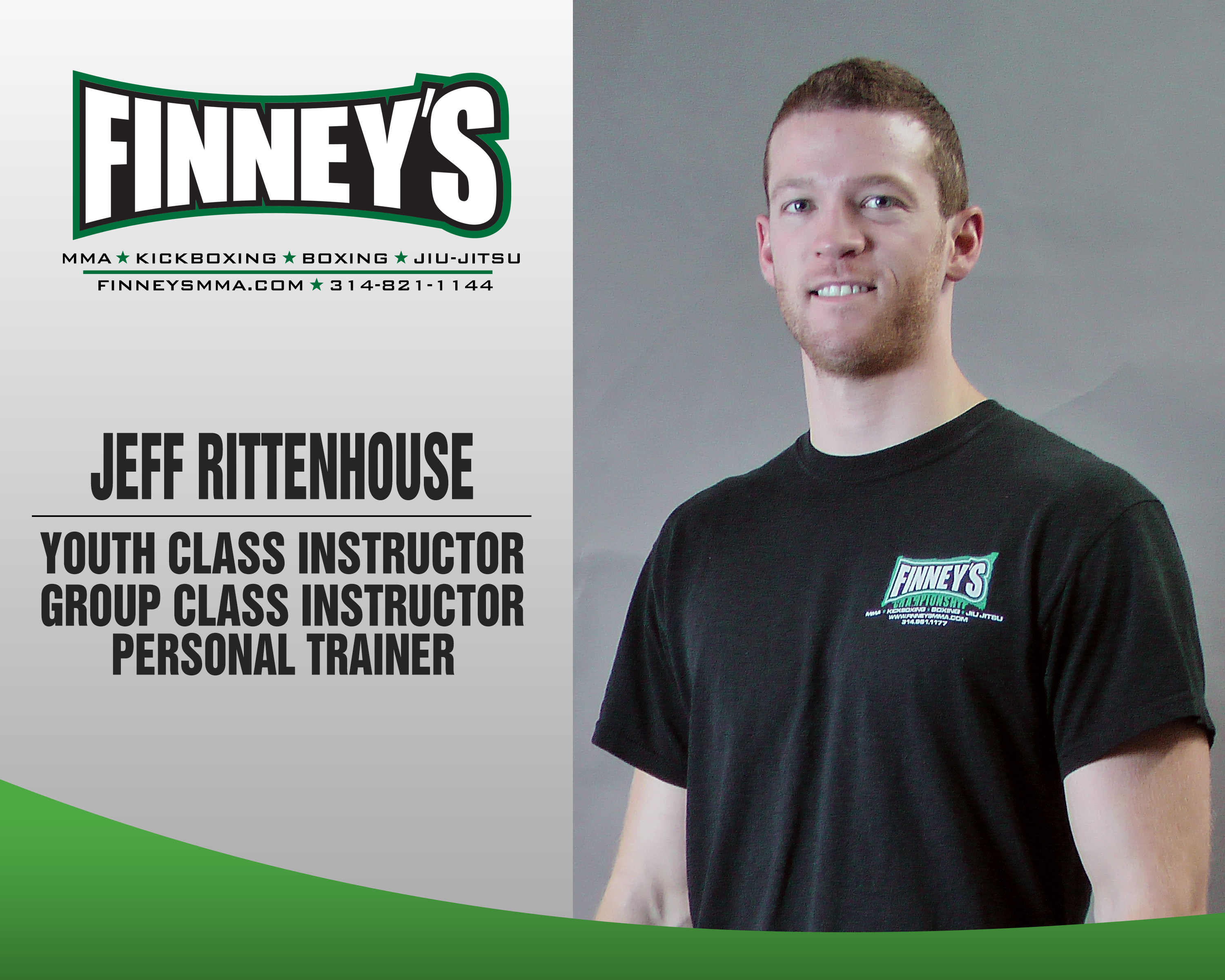 Instructors - St  Louis Kickboxing and MMA - Finneys